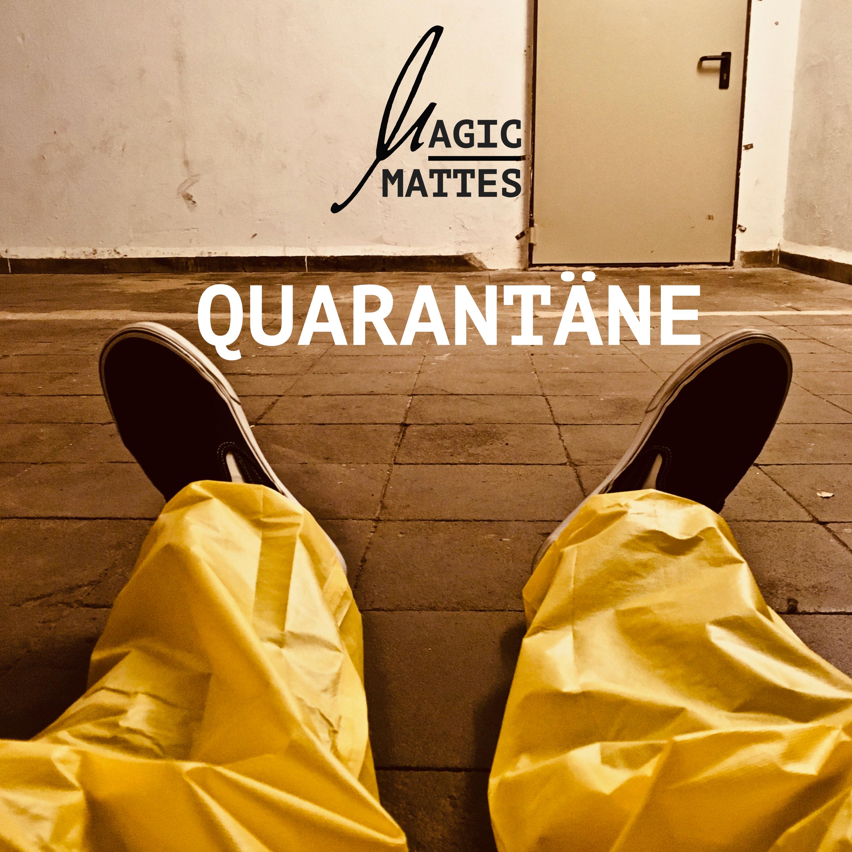 """Cover für den Song """"Quarantäne"""""""