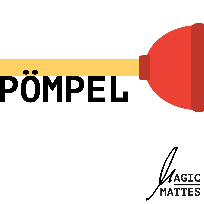 """Cover für die Singe: """"Pömpel"""" von Magic Mattes"""